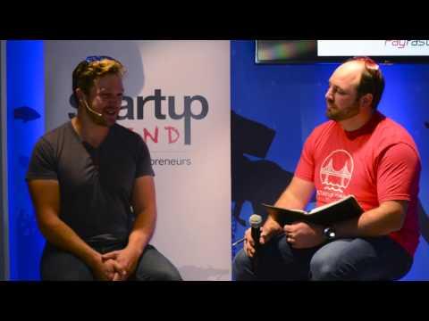 Startup Grind Pretoria Hosts Evan Walther (FitKey) #StartPTA