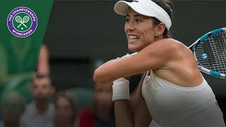 Wimbledon 2017 - Best shots of day 12