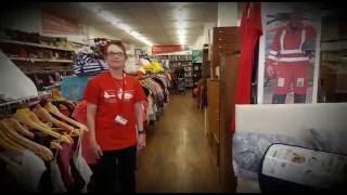 Midlands Air Ambulance Charity Shop Volunteers!