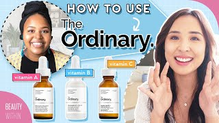 Are You Using Niacinamide, Vitamin C & Retinols WRONG? ft. DECIEM/The Ordinary!