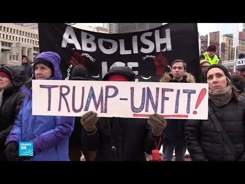 احتجاجات ضد إعلان ترامب حالة الطوارئ في الولايات المتحدة  - نشر قبل 3 ساعة