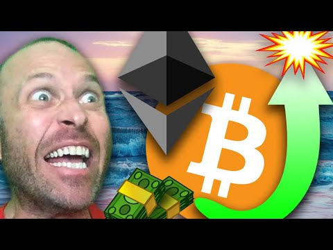 HUUUGE REVERSAL SIGNAL FOR BITCOIN (NOT: B WORD CONFERENCE)!!!!! ETHEREUM GOOD OR BAD NEWS??!