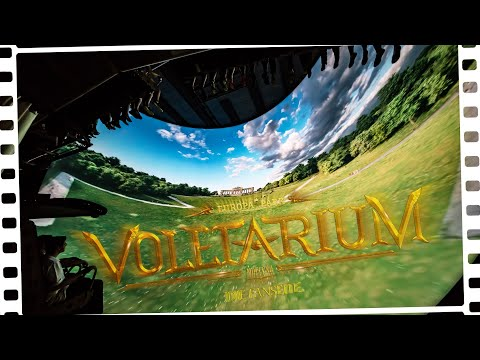 Europa Park Project V Flying Theater Preview - Neue Haupt-Attraktion 2017 #VOLETARIUM