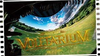 Europa Park Project V Flying Theater Preview - Neue Haupt-Attraktion 2017 #VOLETARIUM