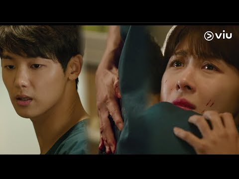 HOSPITAL SHIP 병원선 Ep 30: Minhyuk Takes a Bullet For Ha Ji Wo