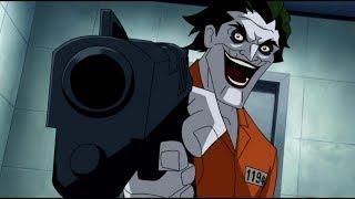 Бэтмен: под красным колпаком. Можно мне водички?