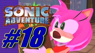 Sonic Adventure Let's Play [18/20] (60FPS)