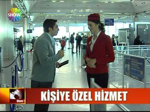 Atatürk Havalimanı Kişiye Özel (CIP) hizmet, Deniz Gülen