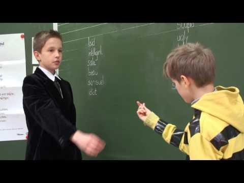 Elève Ducobu le cours d'anglais