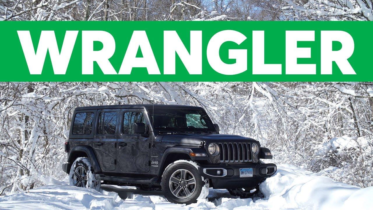 Delightful 2018 Jeep Wrangler Quick Drive | Consumer Reports