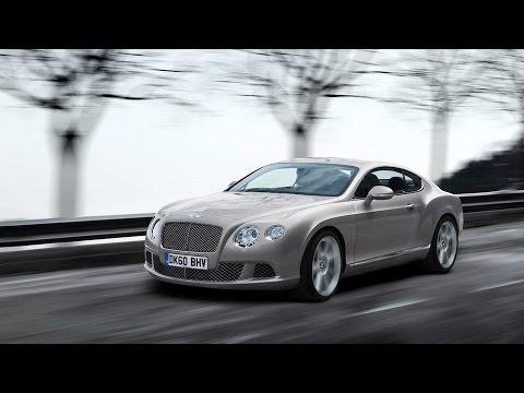 Bentley Continental GT   тест драйв, обзор спортивного купе в City Car Driving АРХИВ