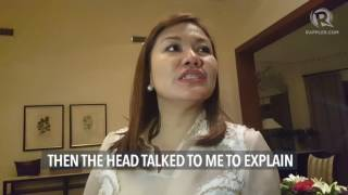 Honeylet Avanceña talks about living in Bahay Pangarap
