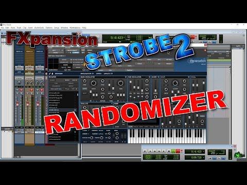 FXPANSION STROBE2 - The Randomizer