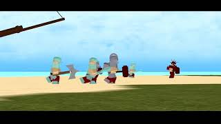 Booga Booga ROBLOX BELIEVER MUSIC VIDEO