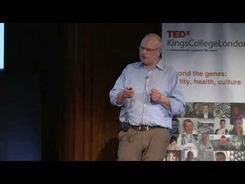 Mental illness - what we learnt from 100,000 genomes | David Collier | TEDxKingsCollegeLondon