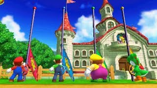 Mario Party The Top 100 - Minigame Decathlon