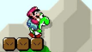 Super Mario Maker - 1-2 Remix (Yoshi)