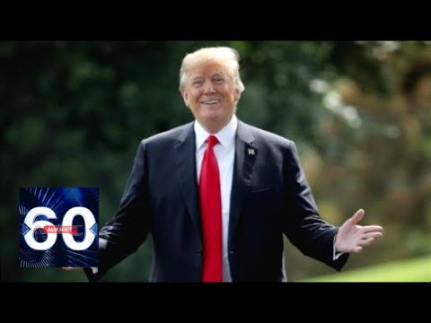 Трамп готов участвовать в переговорах между Россией и Украиной. 60 минут от 10.09.19