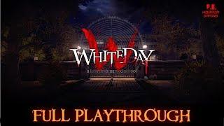 White Day | Full Playthrough | Longplay Gameplay Walkthrough No Commentary