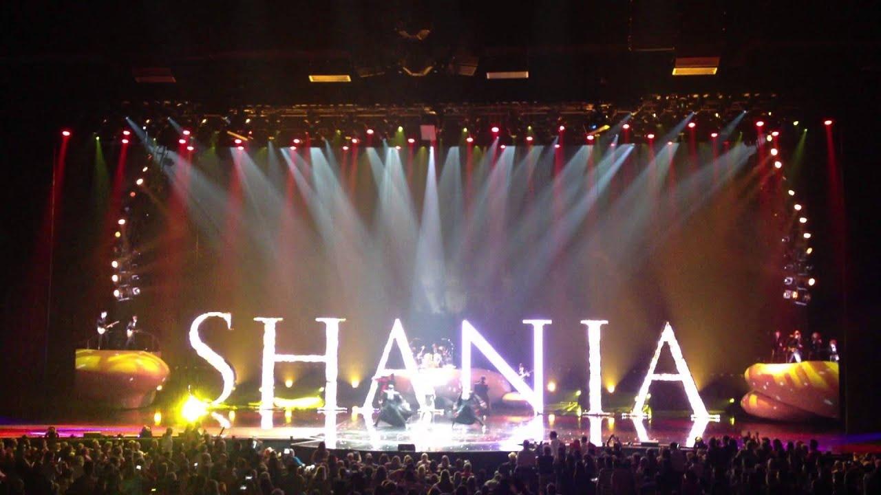 Download Shania Twain - Man! I Feel Like A Woman - Las Vegas @ Caesars Palace 2014