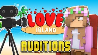 LITTLE KELLY IS GOING ONTO LOVE ISLAND?! Minecraft Auditions | w/LittleCarly thumbnail