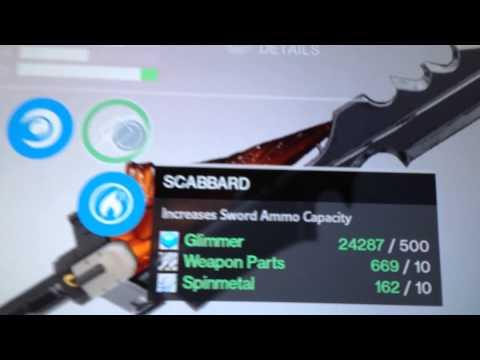 Exotic sword review raze lighter solar