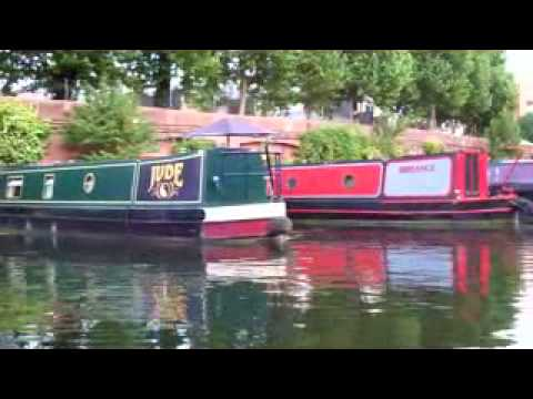 Little Venice to Camden Lock Aug 2011