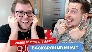 Where to Find the Best Background Music for Videos | Our Top 3 Options