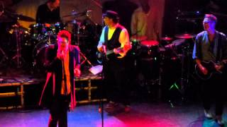 Sons of the Silent Age: Scary Monsters (Bowie cover) LIVE