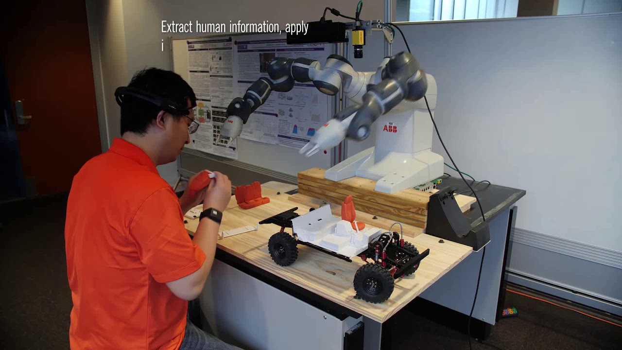 Humanoid Robot - Nova - Assembly instructions - 20180603 ...  |Humanoid Robot Assembly
