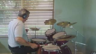 Almost Grown... Chuck Berry Drum Cover Audio by Lou Ceppo