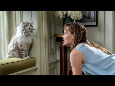 Kevin Spacey Is Trapped as Jennifer Garner's Cat in First 'Nine Lives' Trailer