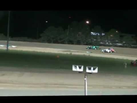 clay county fair speedway A-mods 5-10-12