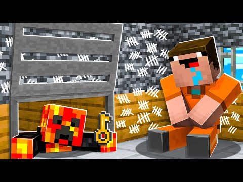 Saving Noob1234 from Minecraft PRISON!