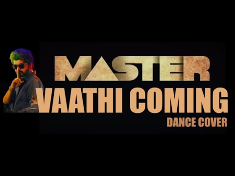 {MASTER}Vaathi Coming Dance Cover Video |Crazy Dance Buddies | Time Pause Studio | Tamil | Bangalore