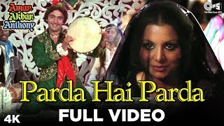 Parda Hai Parda Full Amar Akbar Anthony | Mohammad Rafi | Rishi Kapoor, Neetu Singh