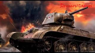 САМЫЕ СТРАШНЫЕ танковые сражения снятые НА ПЛЁНКУ  ( ЧАСТЬ 2 )