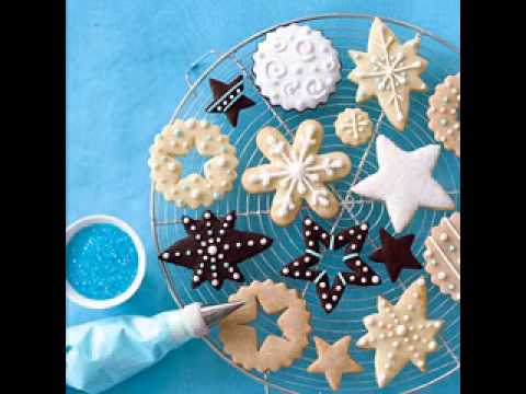 simple christmas cookie decorating ideas youtube