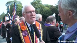 Orange Order march brings members from UK to Edinburgh