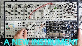 My New Yet Old Eurorack Modular | Wiard, Make Noise, Hermod, Coherence