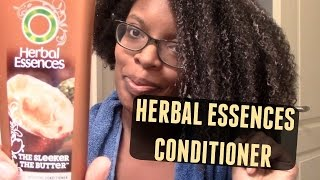 Affordable Conditioners: Herbal Essences Conditioner