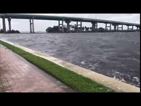 RAW VIDEO: Hurricane Irma flooding in Atlantic Beach, Florida