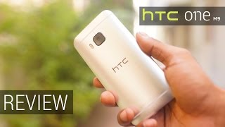 HTC One M9 Review! (4K)