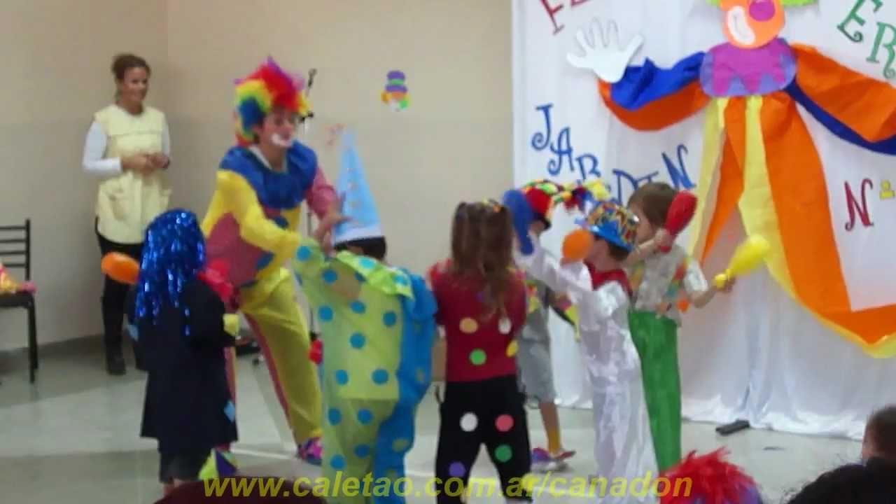 Aniversario jard n de infantes n 12 ca ad n seco for Canciones para el jardin de infantes