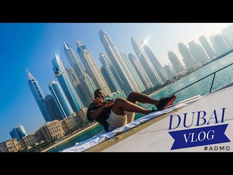 Adventures of Michael Dapaah - Dubai #ADMD