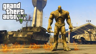 THE ABOMINATION GTA 5