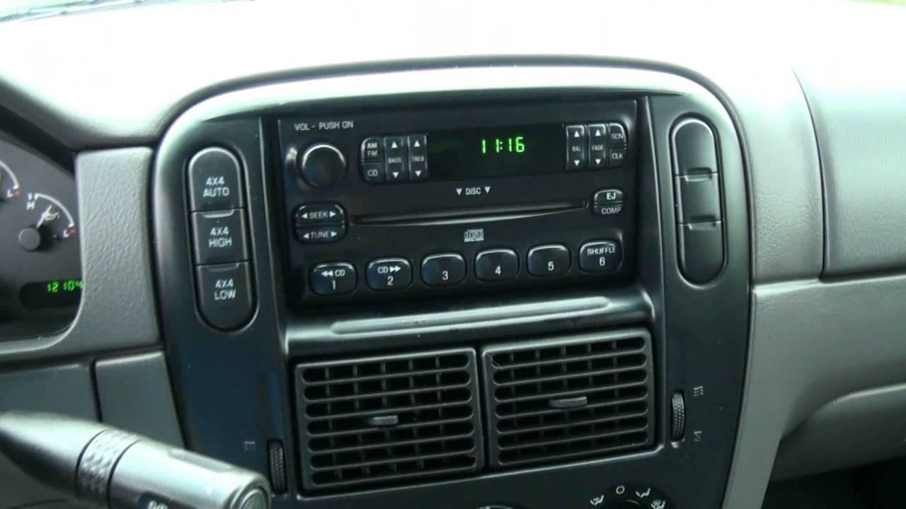 2002 Ford Explorer Xls >> 2002 Ford Explorer XLS - YouTube