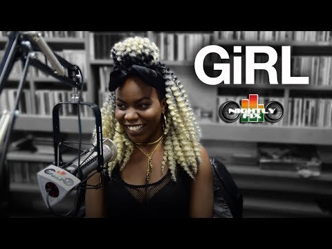"""GiRL talks unique style """"Jamaican Soul"""" + wanting to collab w/ Bounty Killer"""