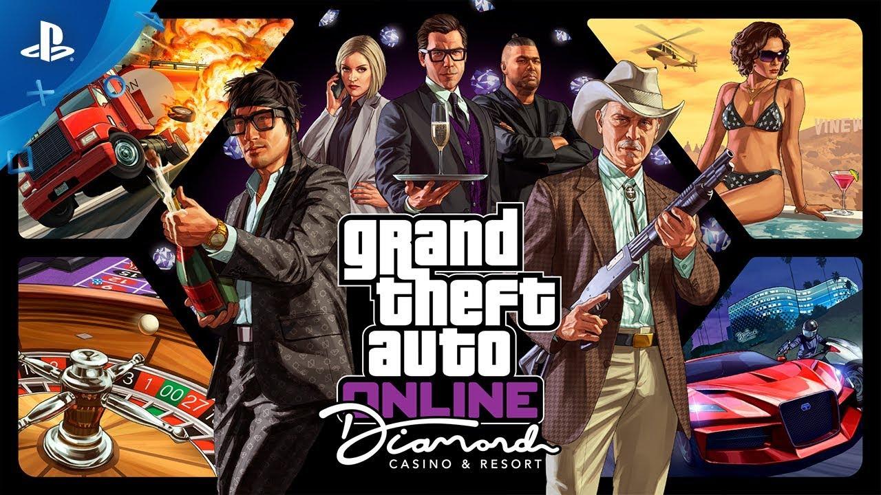 Gta Online: The Diamond Casino & Resort Song