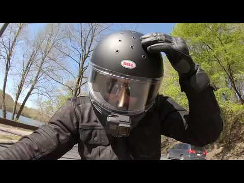 Thumbnail for Ride Tested: Bell Eliminator Helmet